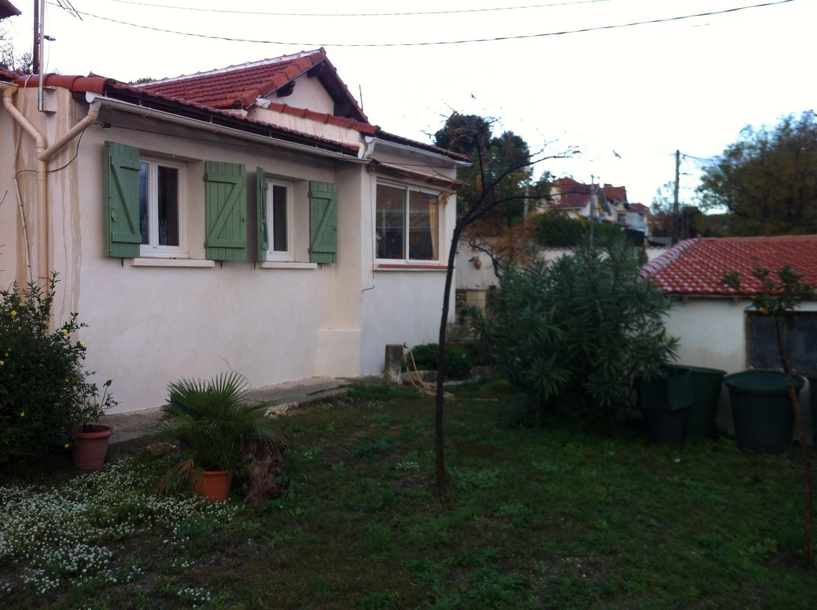 Maison Les Fabrettes T3 83m Hab Avec Beau Jardin De 400 M Ergon